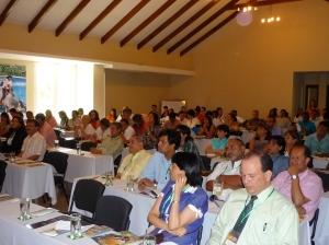 Las autoridades de Turismo de todo Colombia
